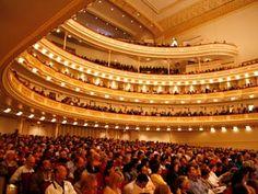 Carnegie Hall, New York City