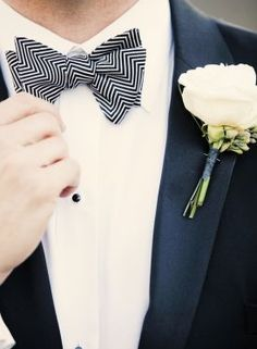 patterned bowties