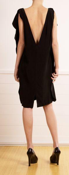 ANNE VALERIE HASH DRESS