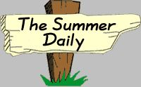 Daily summer camp activities