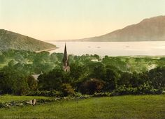 Carlingford Lough, Northern Ireland