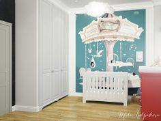 blue modern #nursery