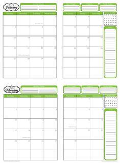 simply organized: friday freebie's!