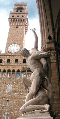 Palazzo Vechio in Firenze