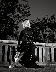 Rosamund Pike by Willy Vanderperre for W May 2014