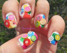 Tutti Frutti by happyberrynaiad.