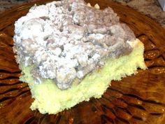 Judy's crumb cake from Savory Italian Recipes