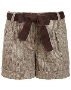Kate Sparkle Short | Brown | Monsoon