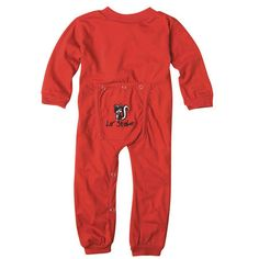 Seriously need to get two of these for the boys! Infants' Lil' Stinker Union Suit