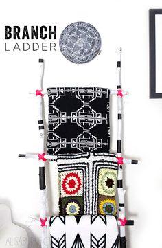 alisaburke: branch ladder