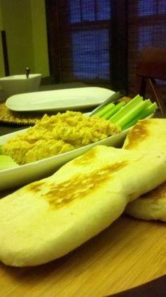 Greek Pita Bread from food.com