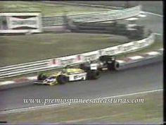 Hungria 1986 Senna vs Piquet