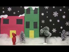 The Snowy Day Claymation