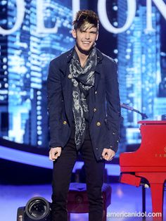 Colton told AmericanIdol.com that he would love to visit and perform in the Coliseum in Rome.