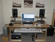 Project Studio On Pinterest Recording Studio Home