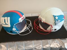 superbowl auction cake