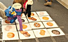 Cookie Twister (downloadable) -- http://gsassociation51.com/2013/01/05/girl-scout-cookie-twister-game/