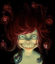 #creepy