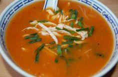 Kookstel: Chinese tomatensoep