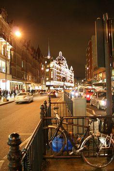 Brompton Road, Knightsbridge
