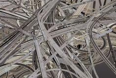 Roadshow, 02, C-Print, Diasec auf Aluminium, 80 x 120 cm, Hubert Blanz, 2007