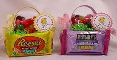Edible Easter basket...I think I might have to do this!