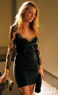 Blake Lively Serena Van der woodsen in Stella McCartney on Gossip Girl