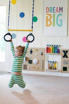 Terrific kids playroom