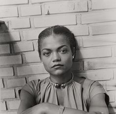 Eartha Kitt, 1950s . I absolutely loved her spirit. She made me proud to be a Black woman.