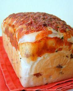 Bacon & Cheese Bread