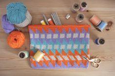 crochet tapestry pattern, knit crochet, tapestri crochet, color, pencil cases, crochet purses, crochet patterns, crochet tapestri, crochet case