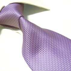Extra Long Fashion Tie by Towergem,Purple XL « Clothing Impulse