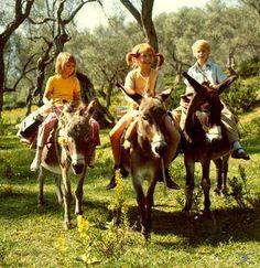 Annika, Pippi och Tommy