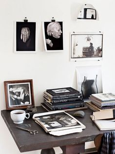 Kantor Rumah Minimalis Home Office Ideas - How to Decorate a Home Office - Country Living by : http://www.wikirumah.com/