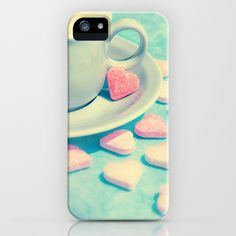 BE MY VALENTINE ♥ iPhone Case by © #VIAINA