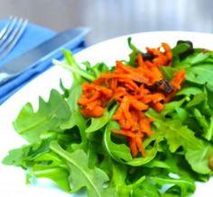 Recipe: Carrot & Raisin Slaw