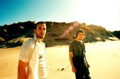 Boards of Canada - Scottish electronic music duo