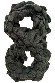 chunky infinity scarf! yesss