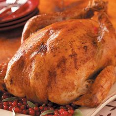 Grilled Turkey Recipes from Taste of Home  #Thanksgiving