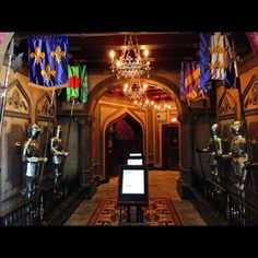 The Quick Service ordering area for Be Our Guest | disney world | magic kingdom
