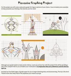 Desmos Piecewise Project