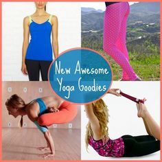 Want to get bendy? You need these yoga goodies!