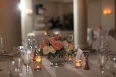 peach-and-silver-centerpieces-wedding