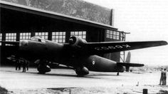 handley-page harrow bomber
