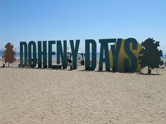 Doheny Days Music Festival in Dana Point, California. September 8 & 9, 2012