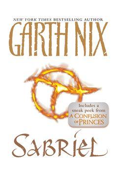 Sabriel with Bonus Material  By Garth Nix