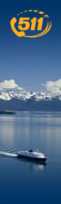 Our ride home on the Alaska Marine Highway alaska marin, marin highway