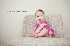 6 month session #children #photography #poses