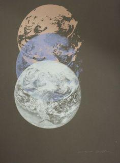 Sun, moon & earth