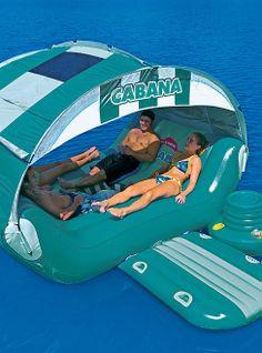 cabana island